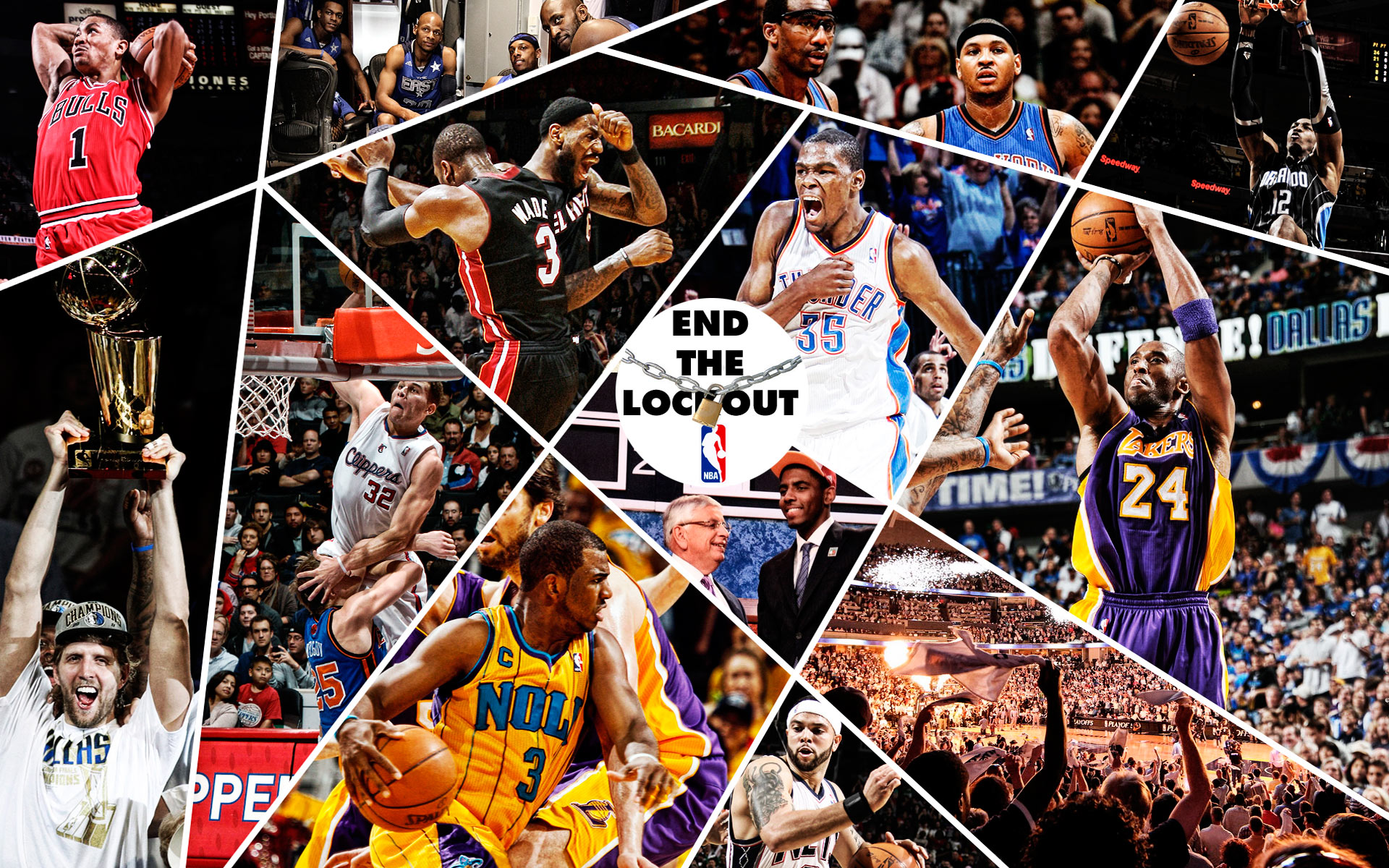 NBA wallpaper 1920x1200