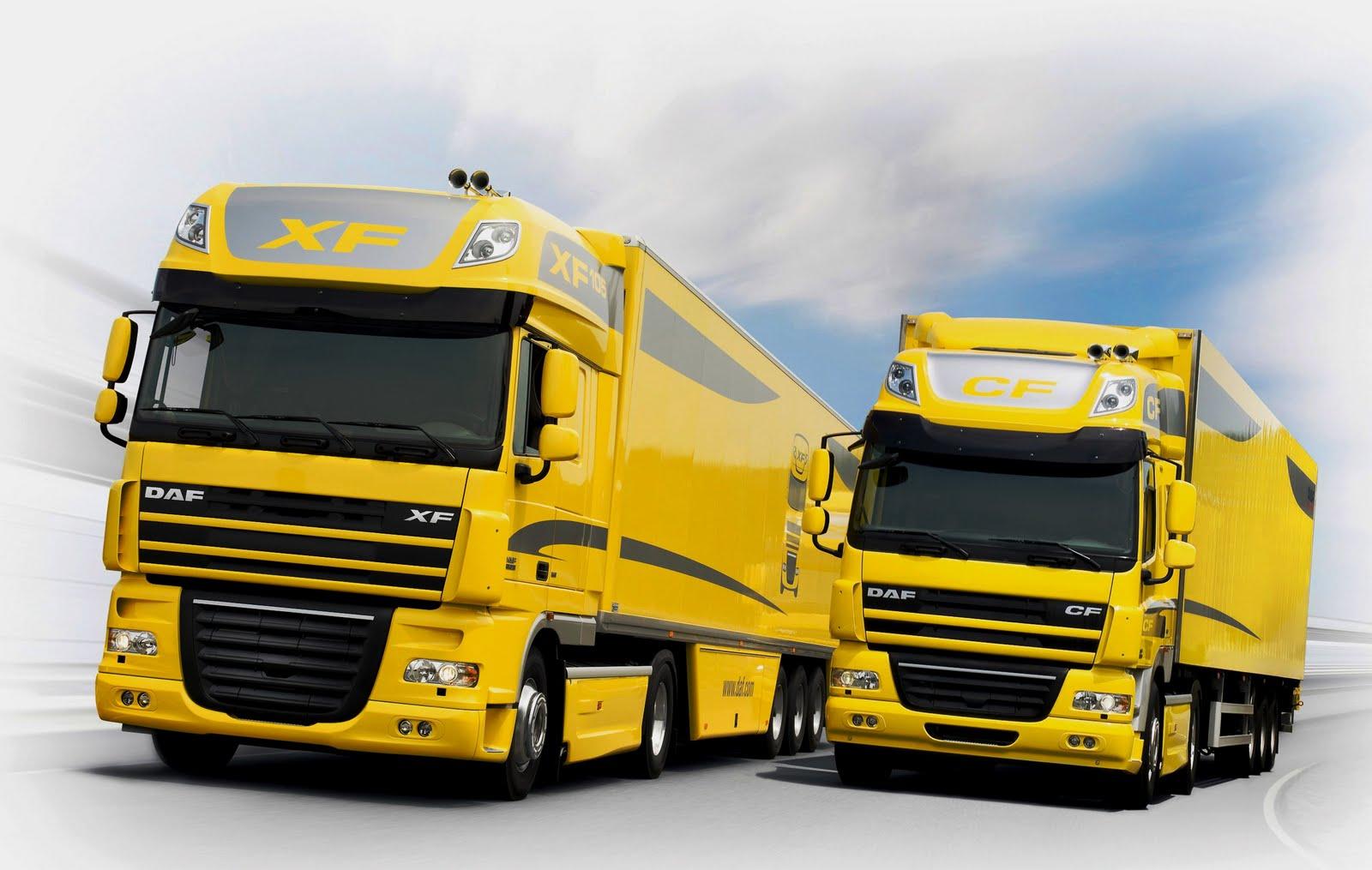 Trucks Paccar quer produzir caminhes DAF no Brasil 1600x1015