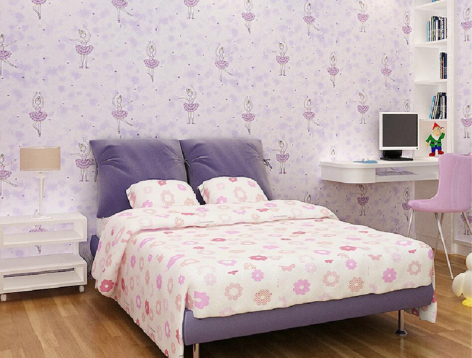 wallpaper little girl bedroom beautiful girl bedroom lilac wallpaper 948x718