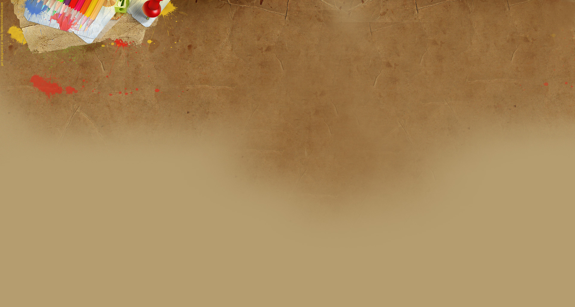 Messy paper Twitter background   Twitterevolutions 1920x1024