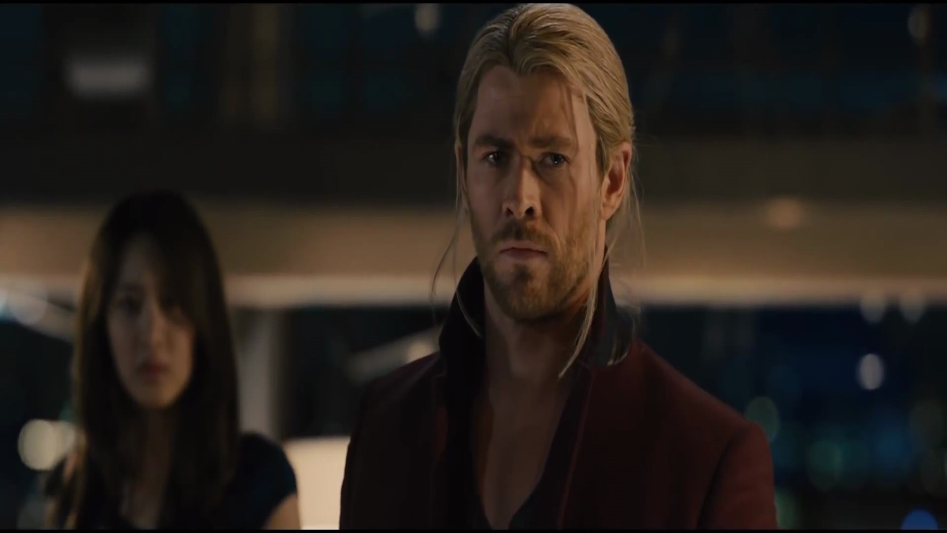 Chris Hemsworth as Thor in New Hollywood Movie The 1920x1080