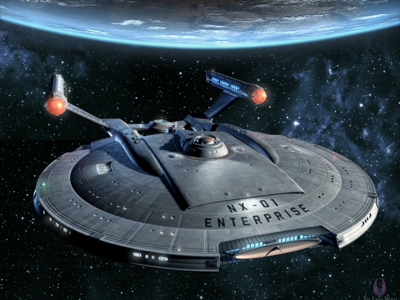 Details about Eaglemoss Diecast Star Trek Enterprise NX 01 EM ST0004 1280x960