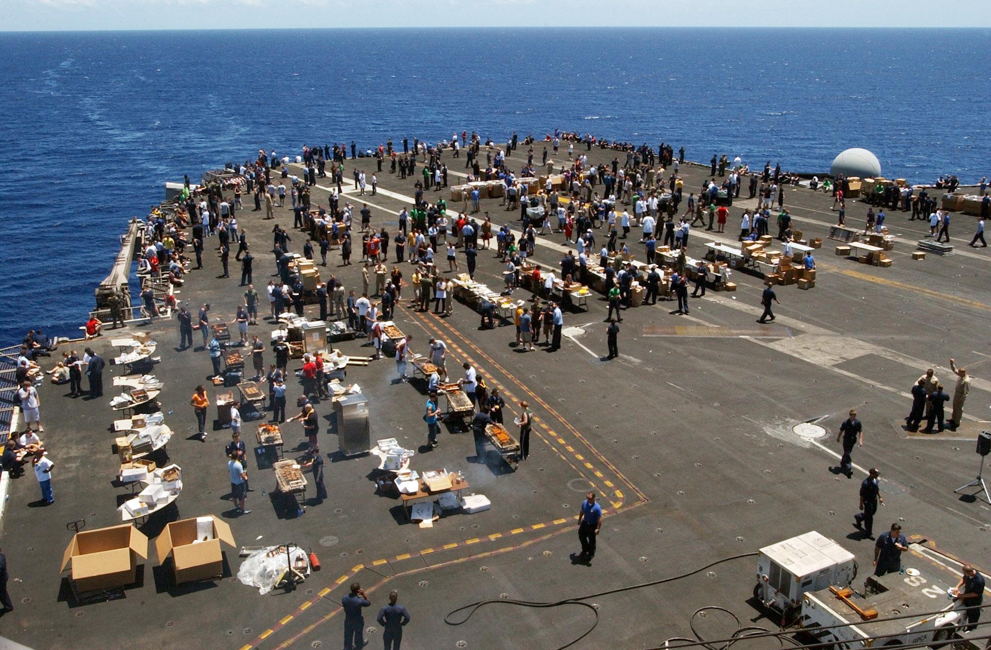 Image Tag Us Navy Sailors Aboard Uss Nimitz Aircraft Carrier 2000x1312