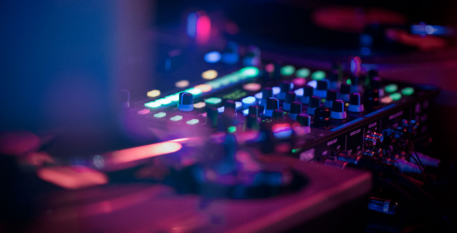 Dj Mixer Wallpaper Wallpapersafari