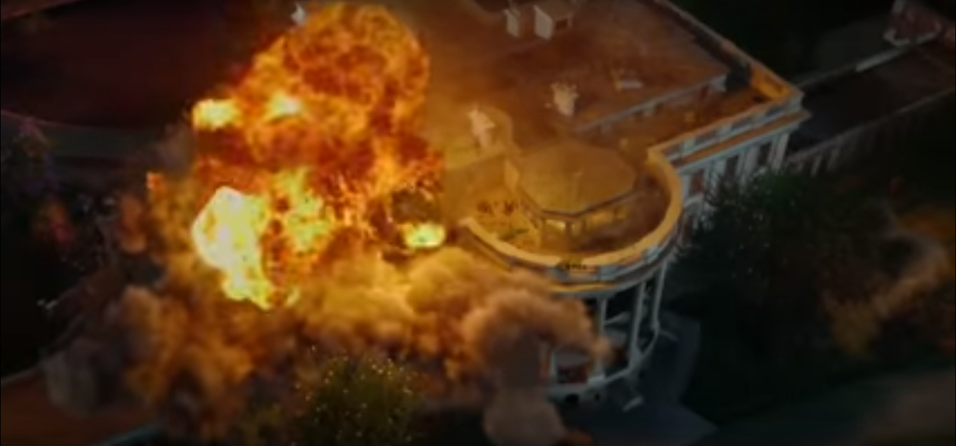 London Has Fallen HD Wallpapers   Trend and Technology 1366x638
