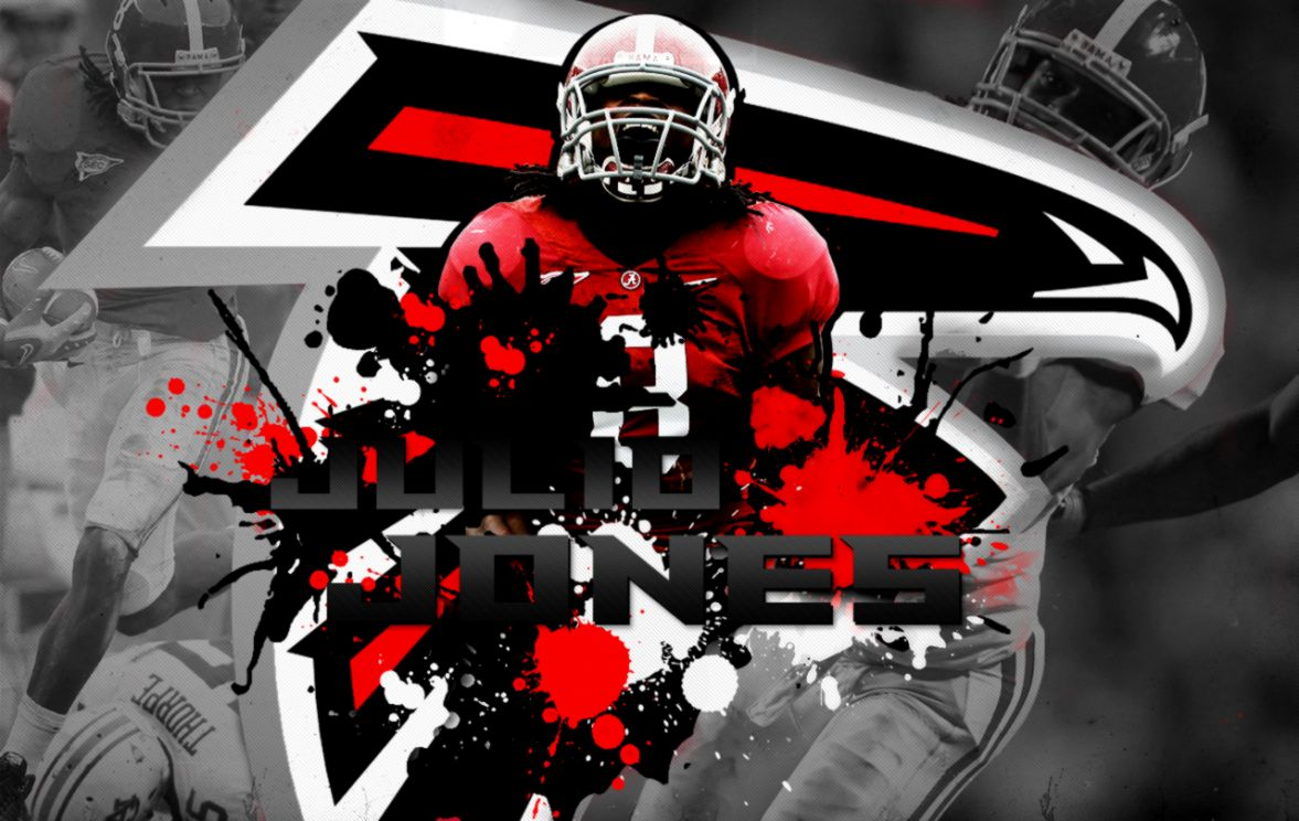 49 Julio Jones Wallpapers On Wallpapersafari
