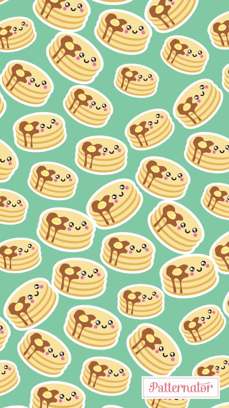 pattern wallpaper iphone background colorful pancakes 750x1334