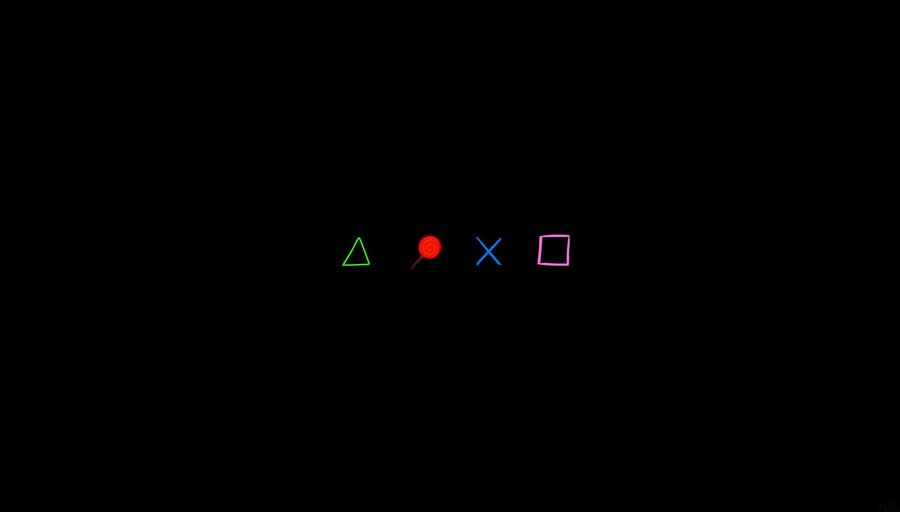 PlayStation Logo Wallpaper - WallpaperSafari