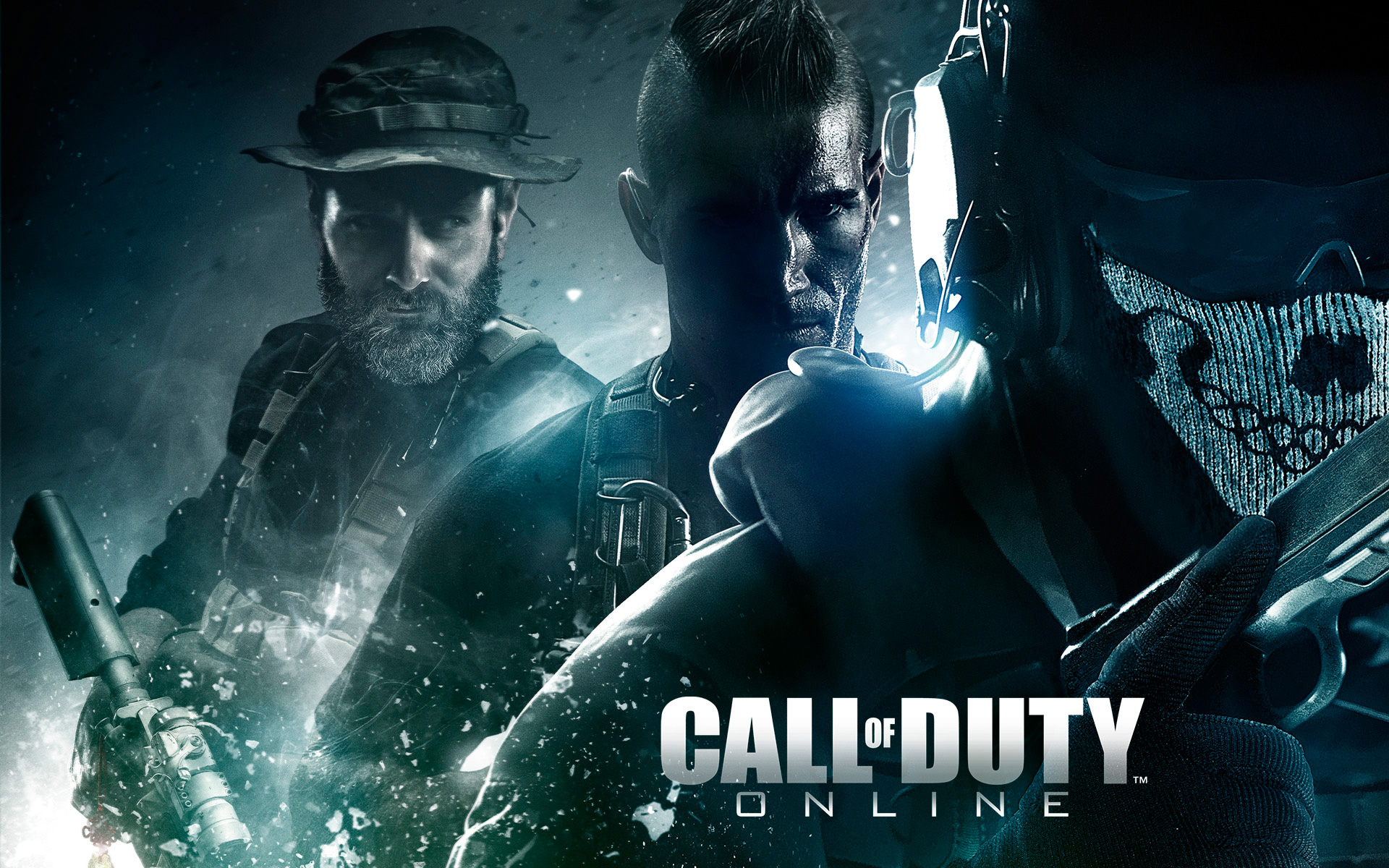 Call of Duty Online Game Wallpapers HD Wallpapers 1920x1200