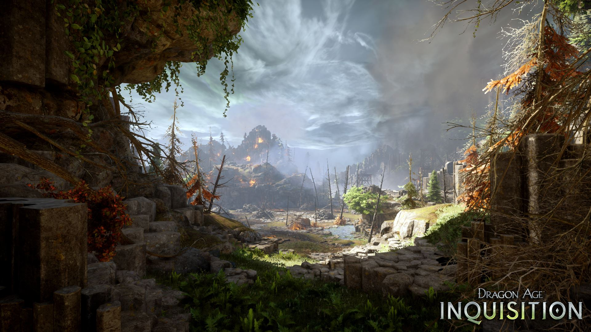 48+ Dragon Age Inquisition iPhone Wallpaper on ...