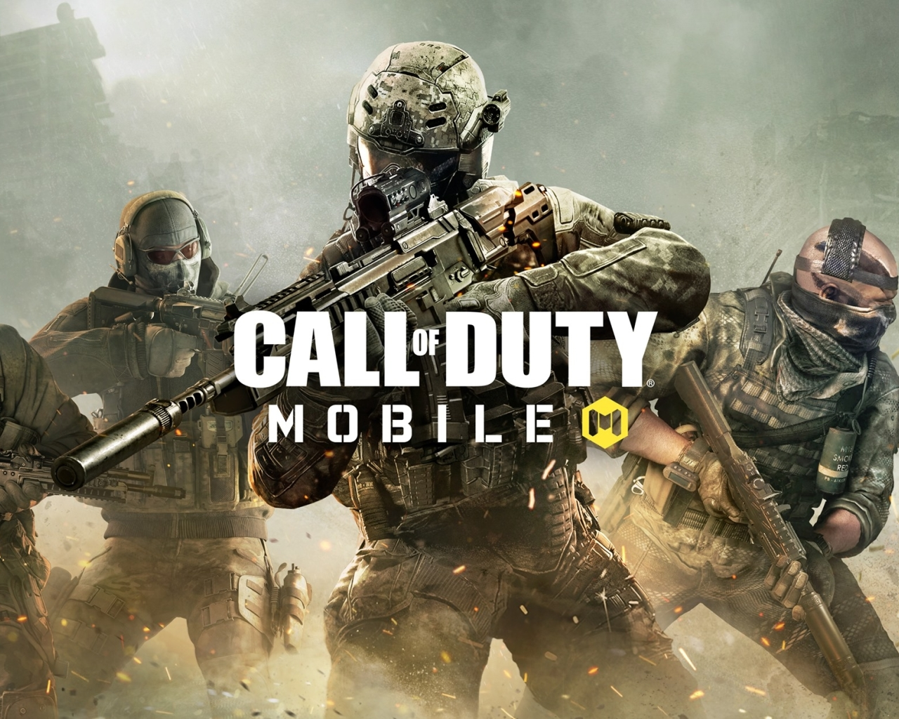 1280x1024 Call Of Duty Mobile Game 1280x1024 Resolution Wallpaper 1280x1024