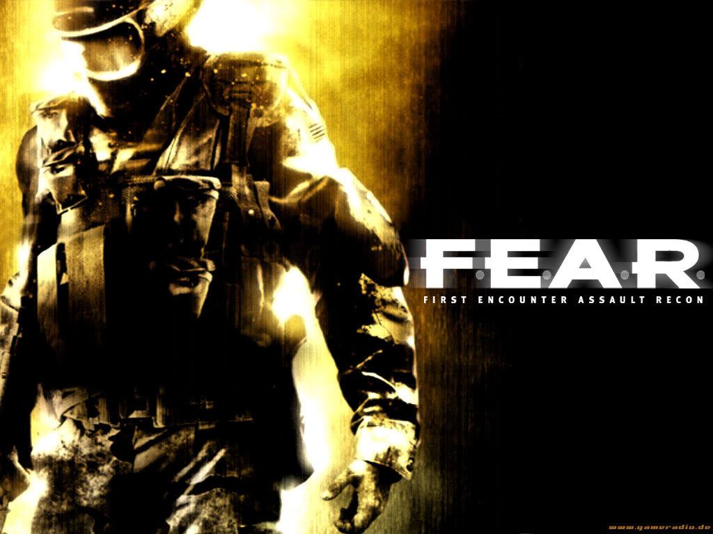 Fear Wallpaper 1024x768