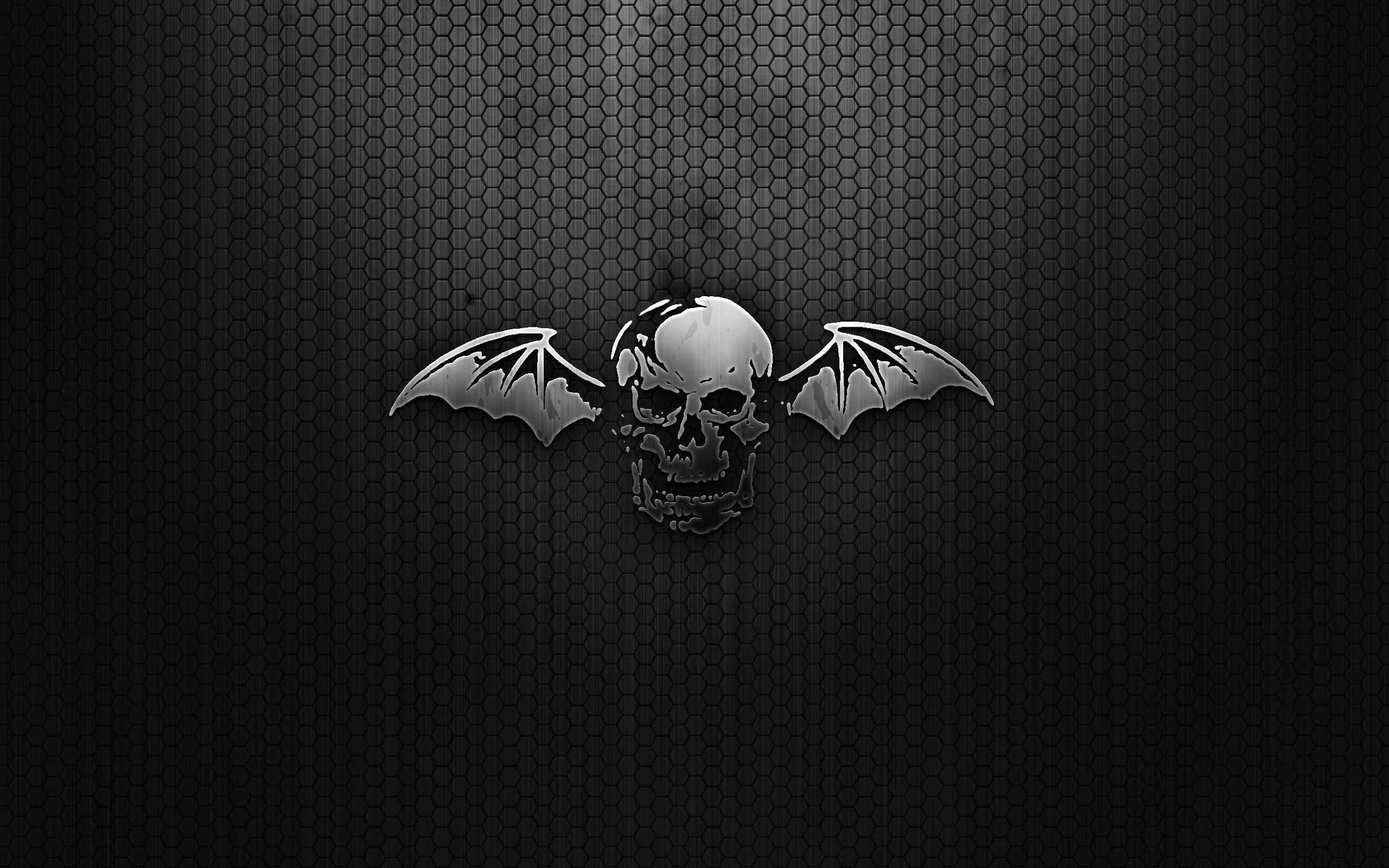 Avenged sevenfold logo 2560x1600