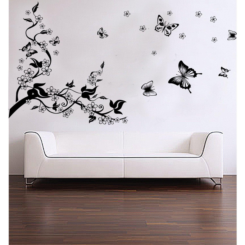 Рисунок на стене декор