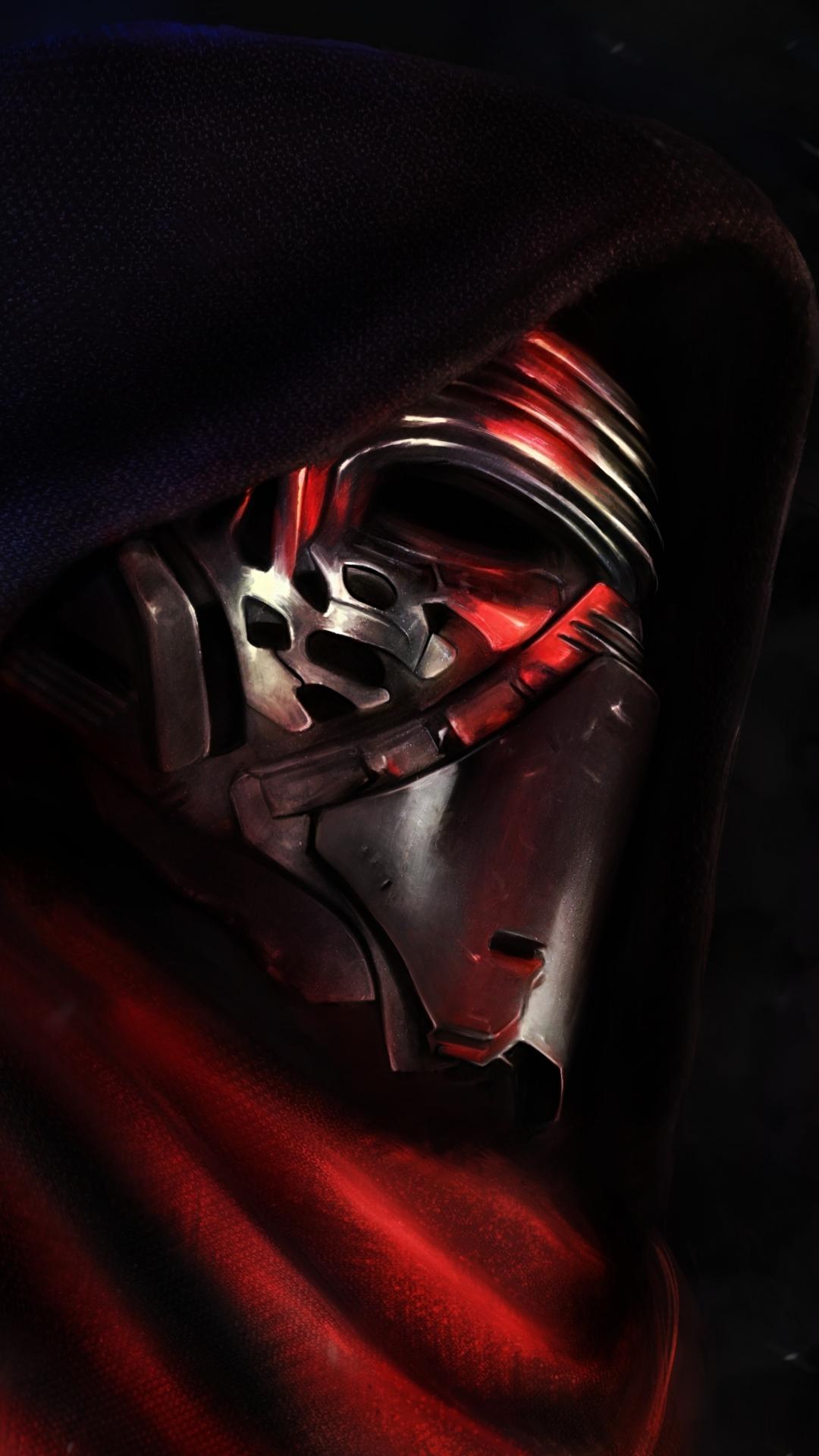 instalar los wallpapers de Star Wars The Force Awakens en iPhone 1080x1920