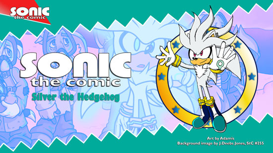Sonic the Comic 261 Wallpapers 550x309