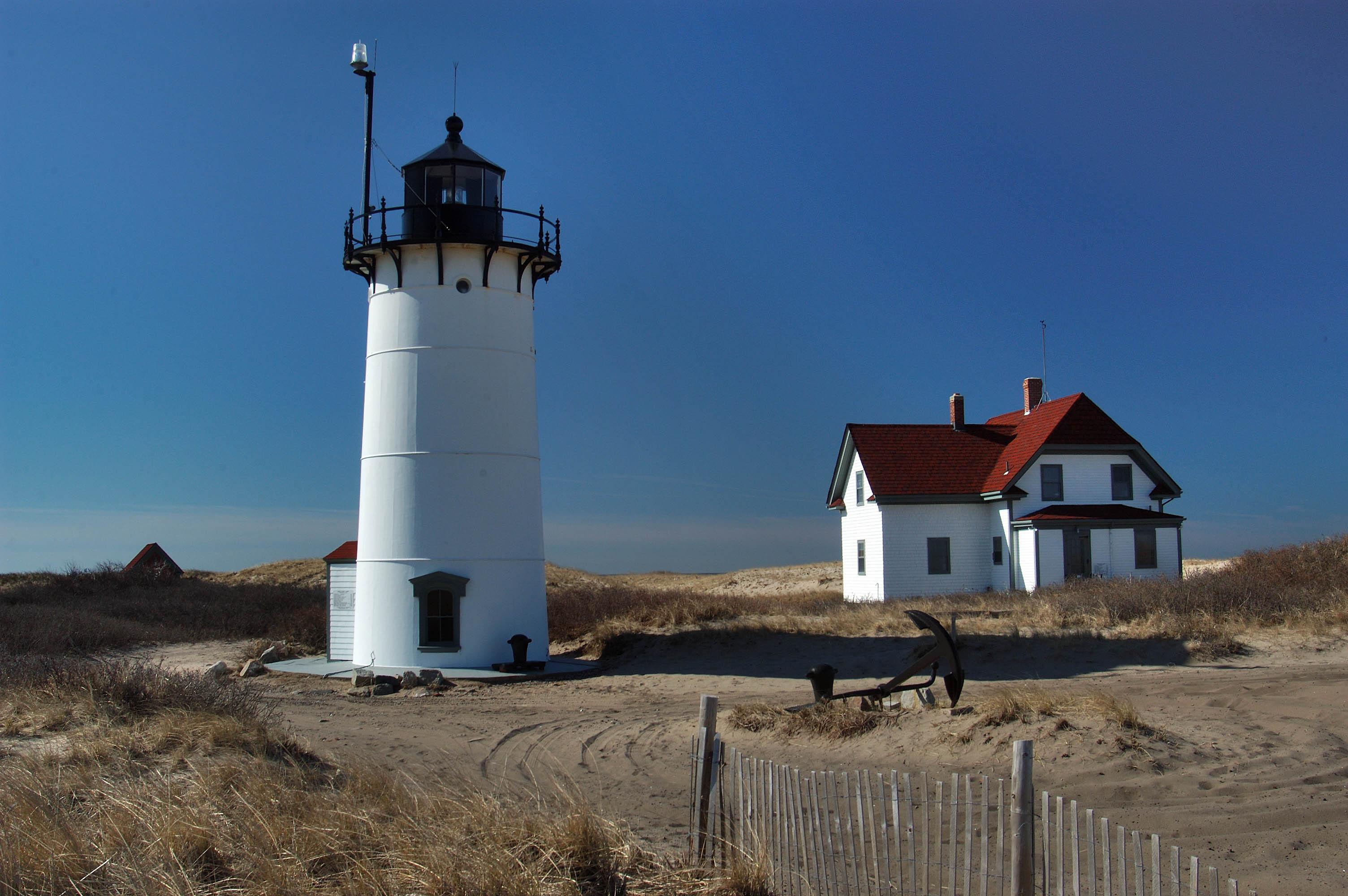 cape cod lighthouse wallpaper