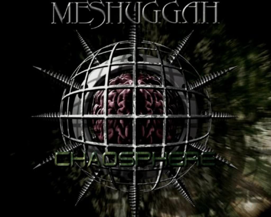 Meshuggah Chaosphere Image Meshuggah Chaosphere Picture Code 1024x819