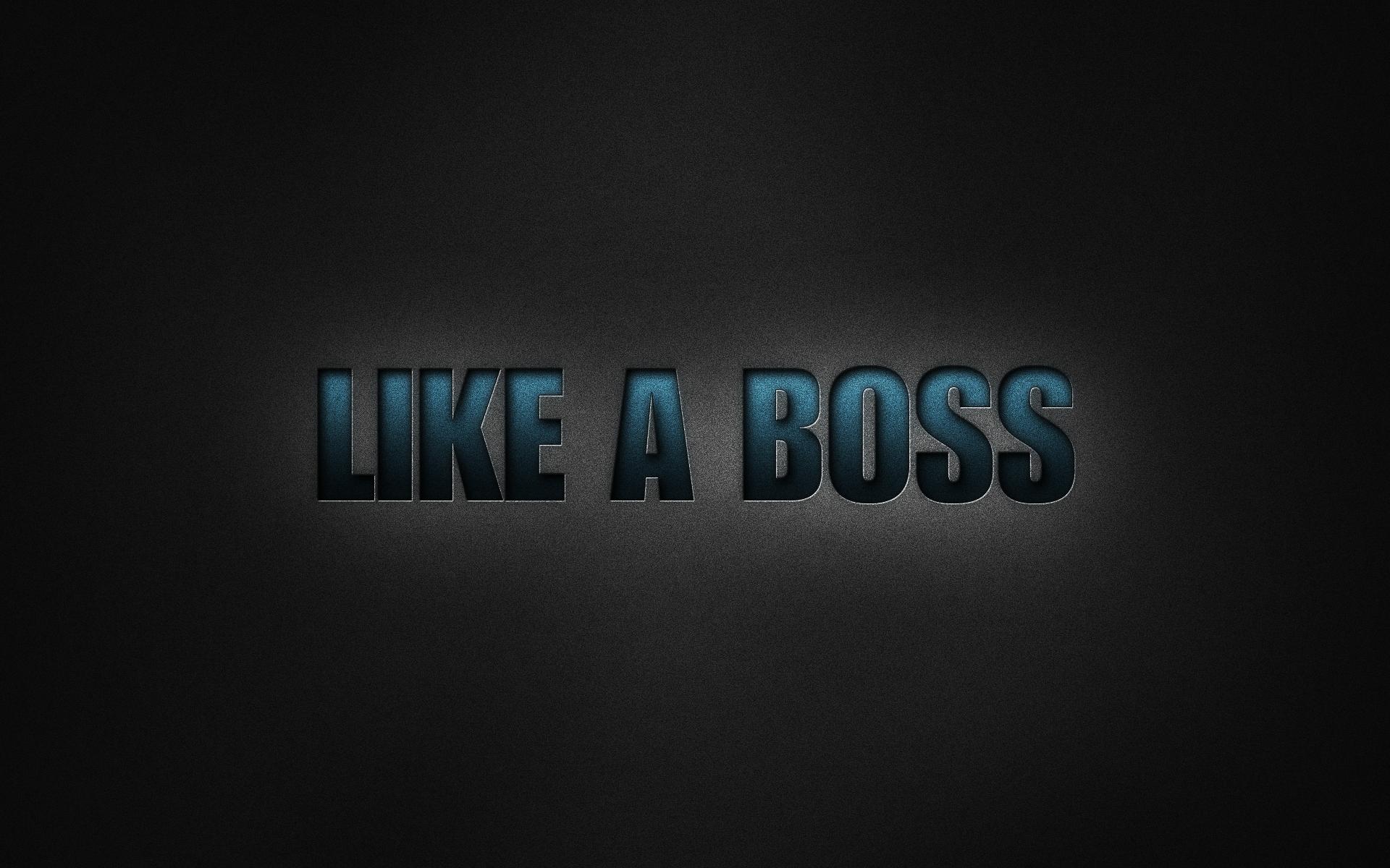 Work Like A Boss Wallpaper Wallpapersafari HD Wallpapers Download Free Images Wallpaper [1000image.com]