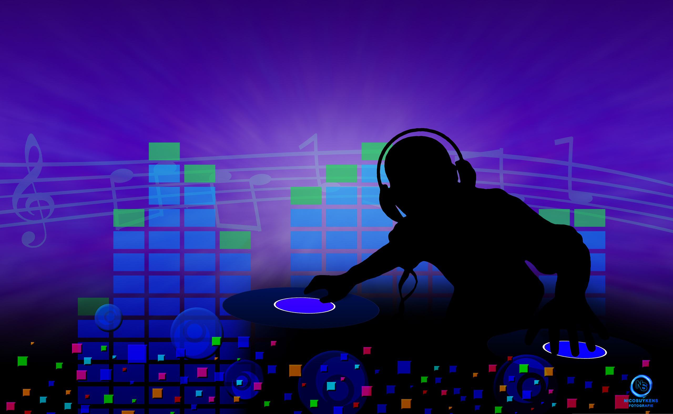 DJ Wallpapers HD 2560x1574