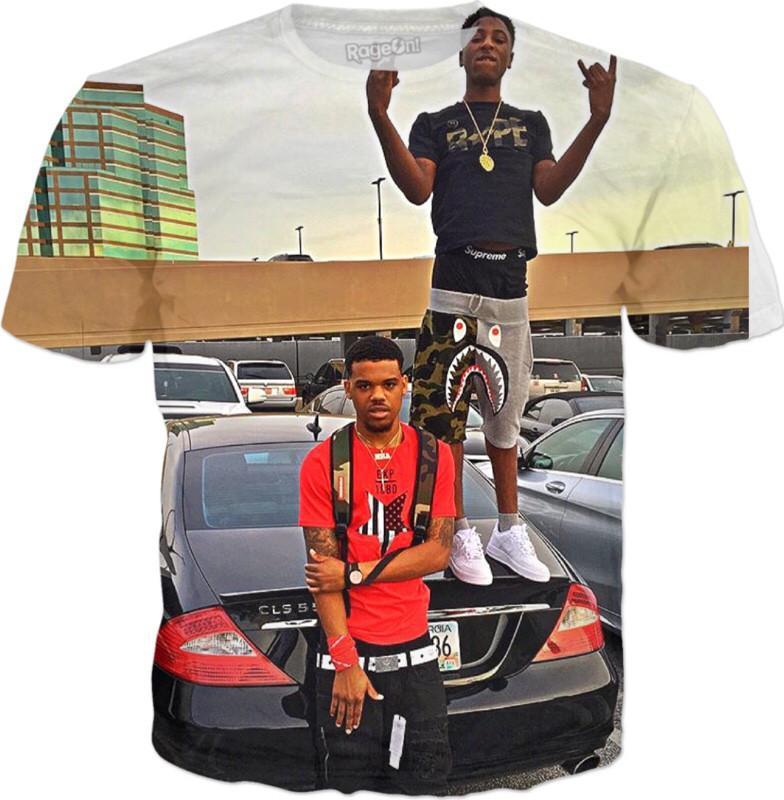 NBA YOUNGBOY NBA 3Three 784x800