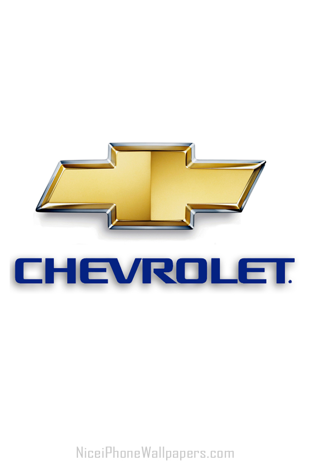 Chevrolet logo HD iPhone 44s wallpaper and background 640x960