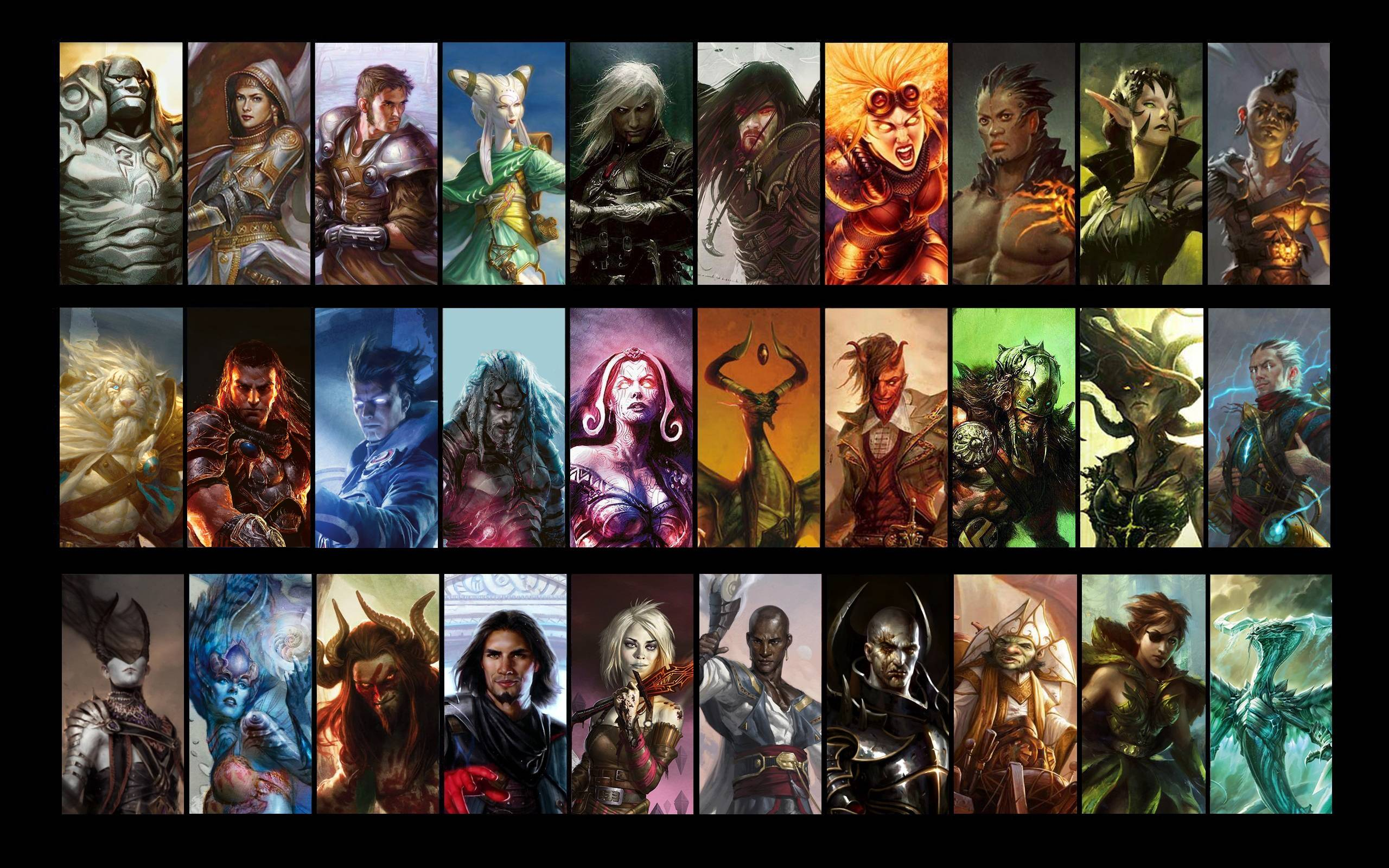Free Download Mtg Planeswalker Wallpapers Top Mtg Planeswalker