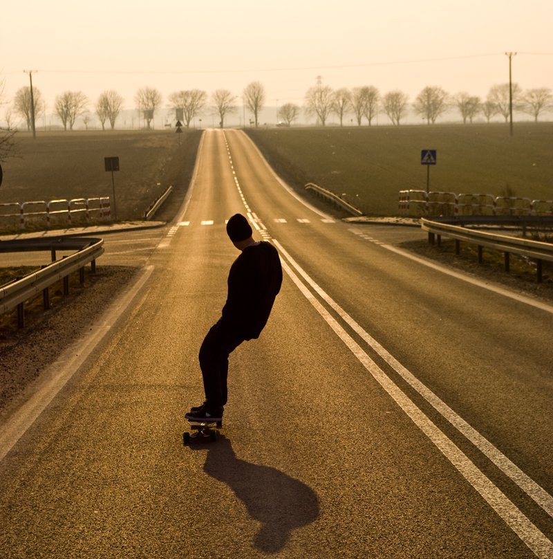 Skateboard Live Wallpaper: Longboarding Wallpaper