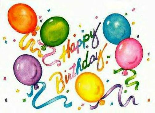 Non animated Happy Birthday Graphics Myspace Graphics 504x368