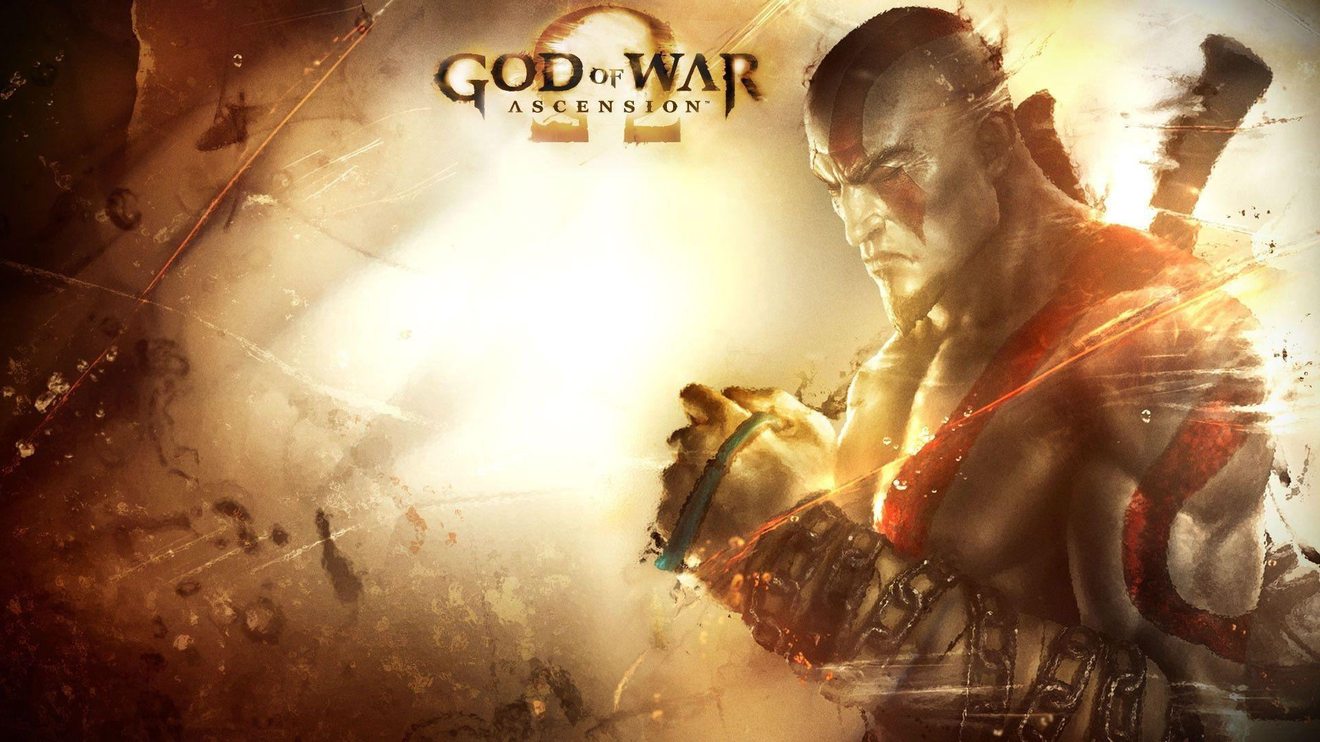 God Of War 3 Wallpapers HD 1920x1080
