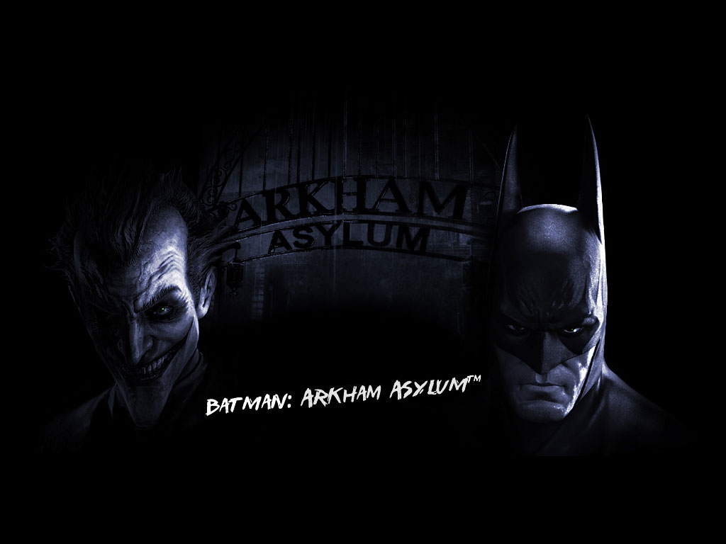 Batman Arkham Asylum Wallpaper 1024x768
