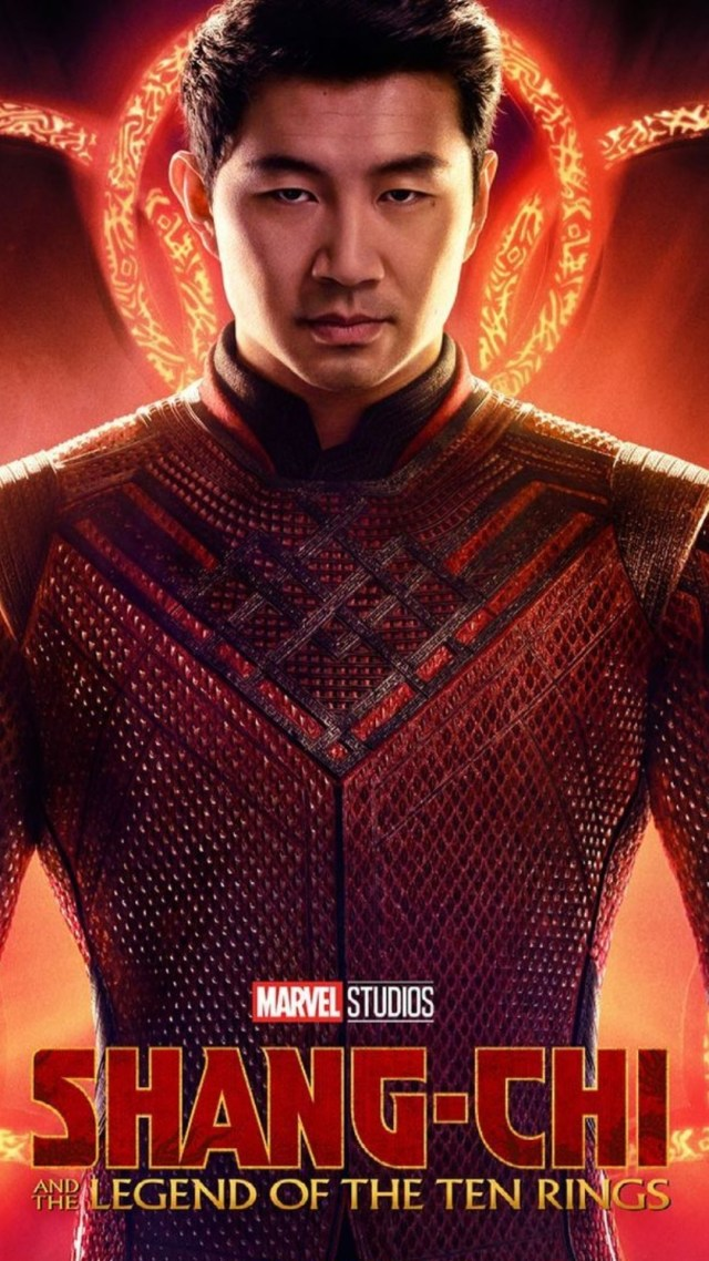 Marvel released the first poster for Shang Chi and The Legend of 640x1138