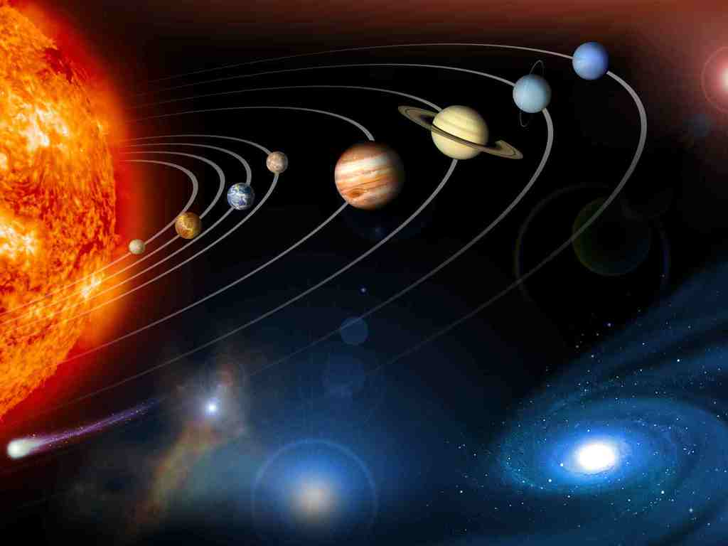 space planets wallpaper img20 1024x768 Space art Universe space 1024x768