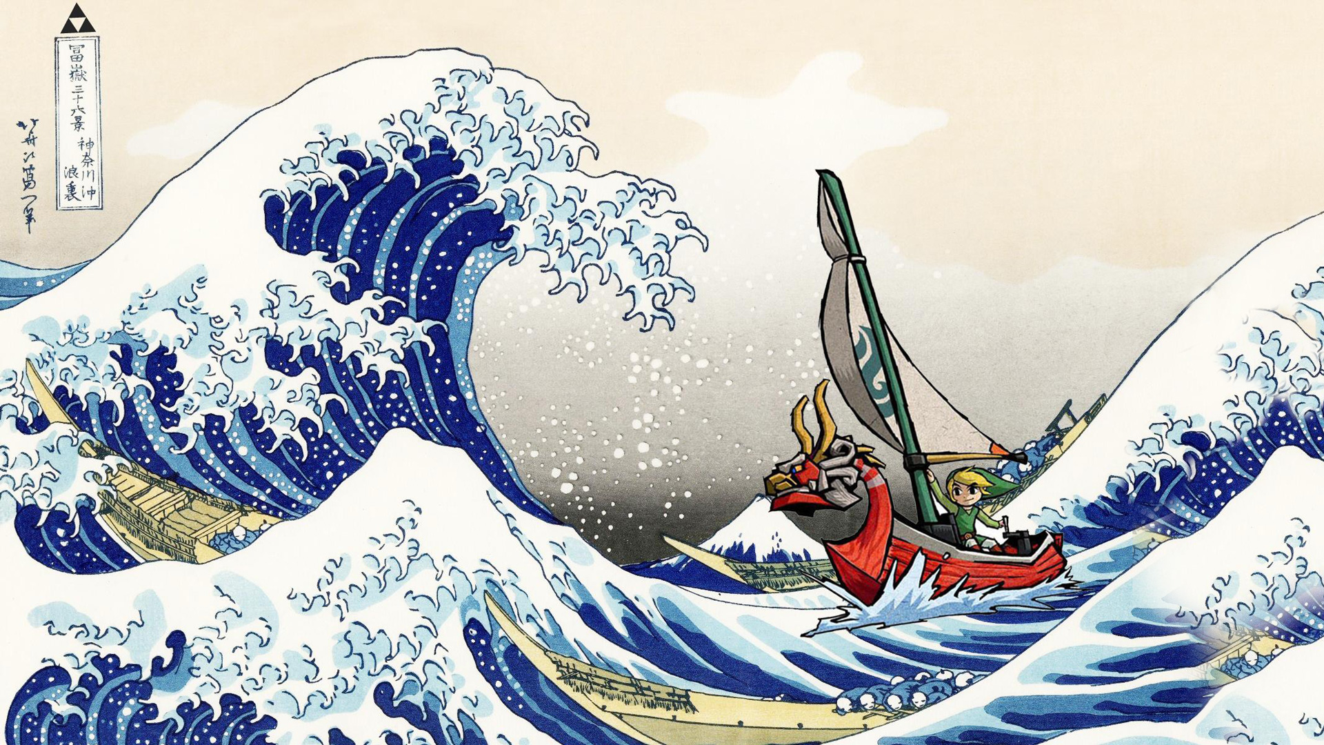wind waker wallpaper wallpapersafari