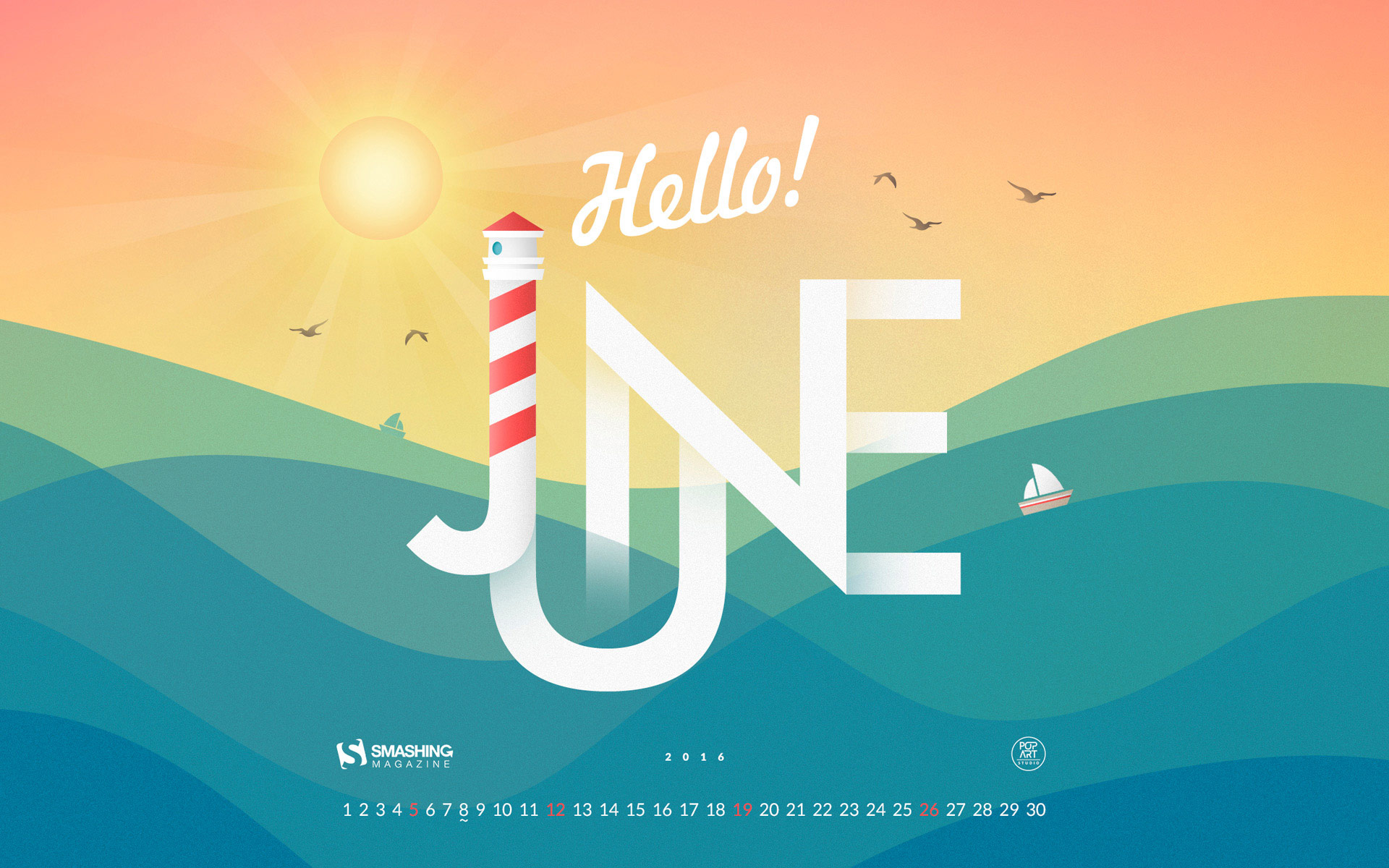 Desktop Wallpaper Calendars June 2016 Smashing Magazine 1920x1200