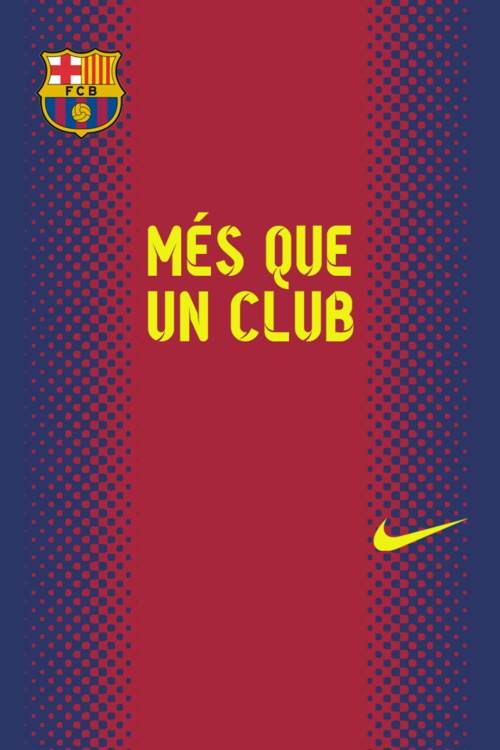 FC Barcelona IPhone Wallpapers The Art Mad Wallpapers 500x750
