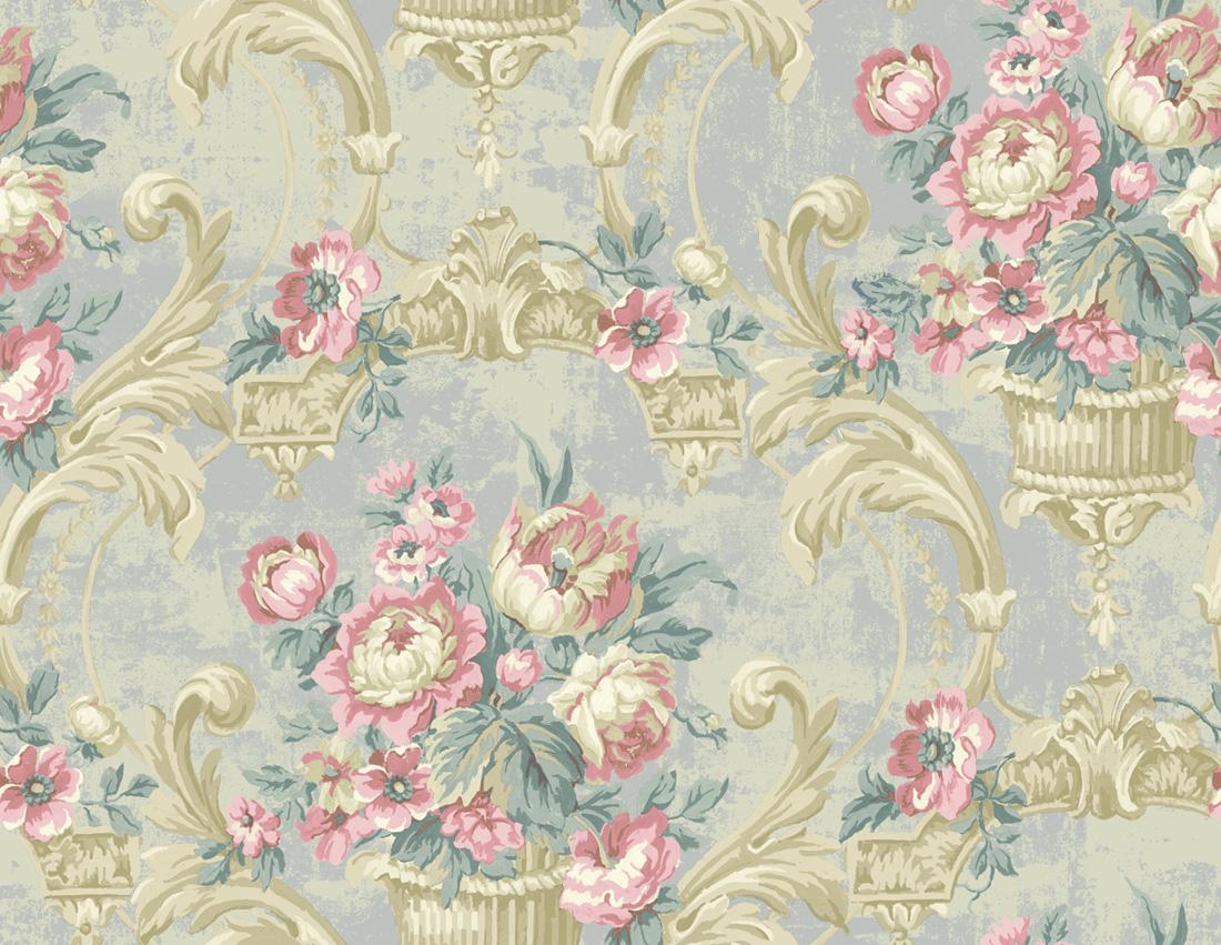 Rococo R0037   Regal Wallpaper Regal Wallpaper 1100x851