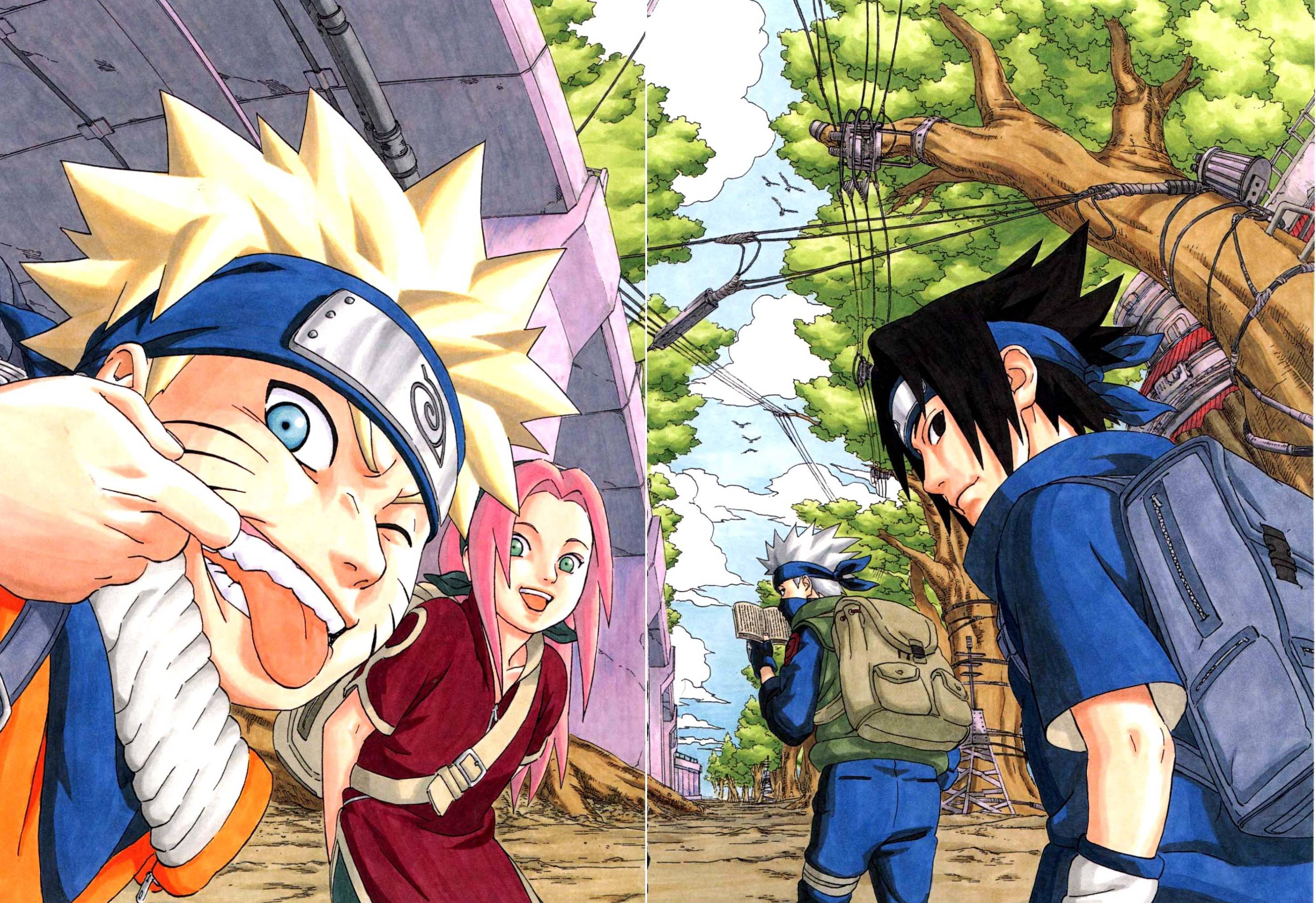 Cool Naruto Wallpapers 2945x2020