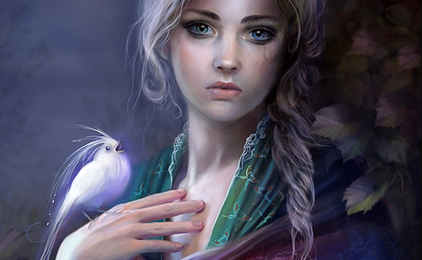 Fantasy Women Wallpapers 1438x888
