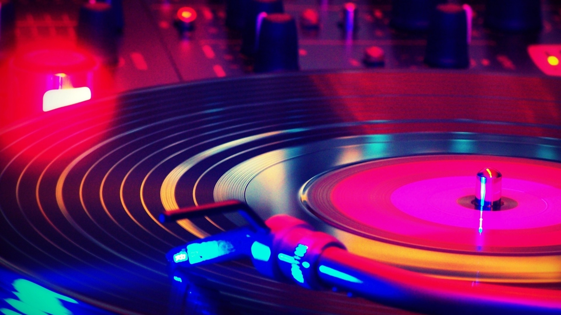 Electronic Dance Music Background Wallpaper I HD Images 1920x1080