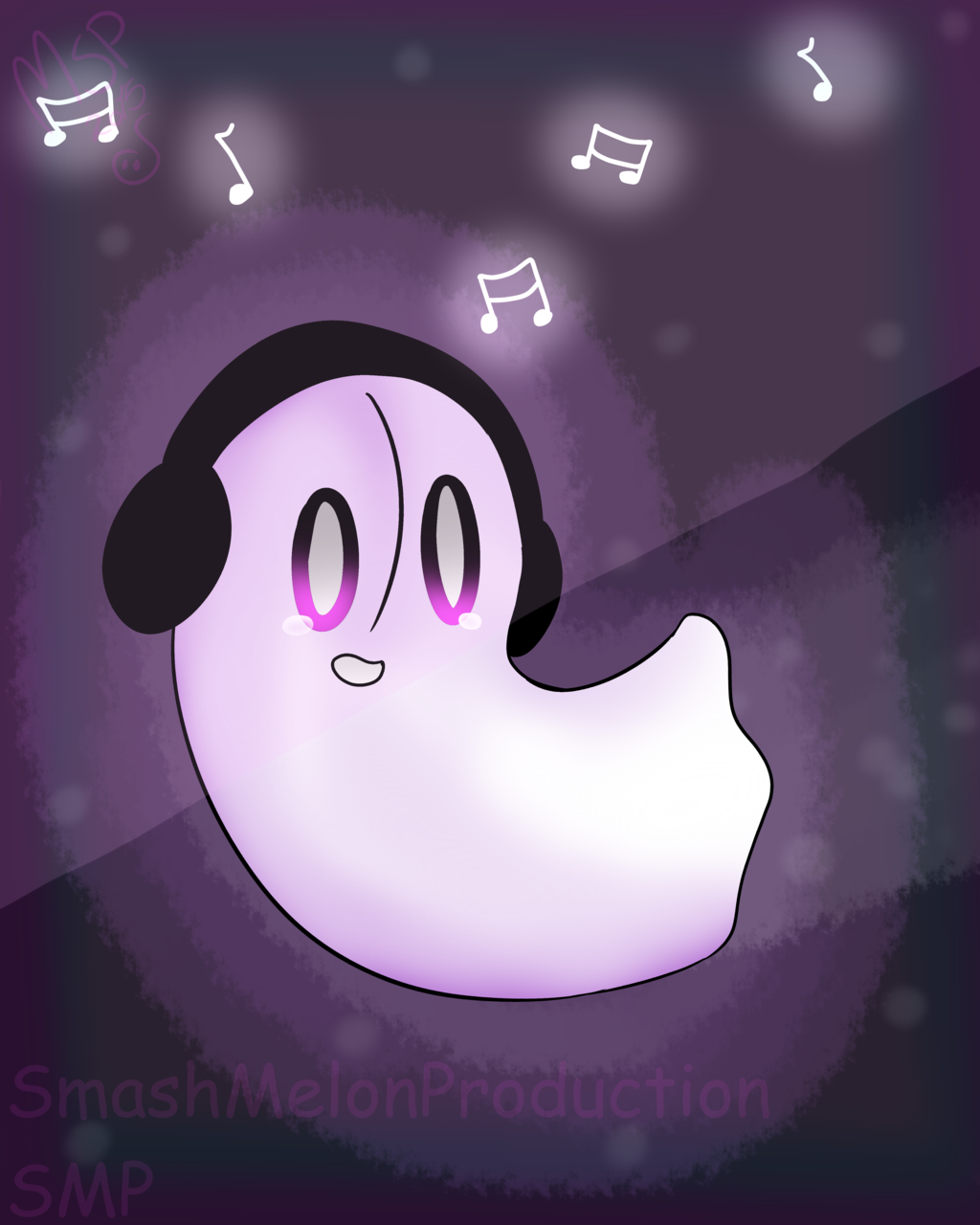 Napstablook Undertale by SmashMelonProduction 1024x1280