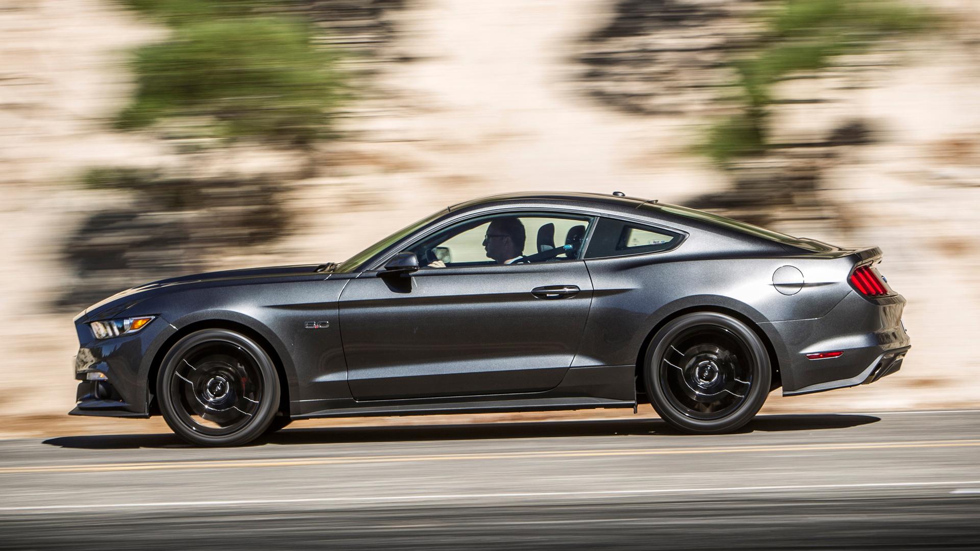 Cool 2015 Mustang GT Wallpaper 1920x1080