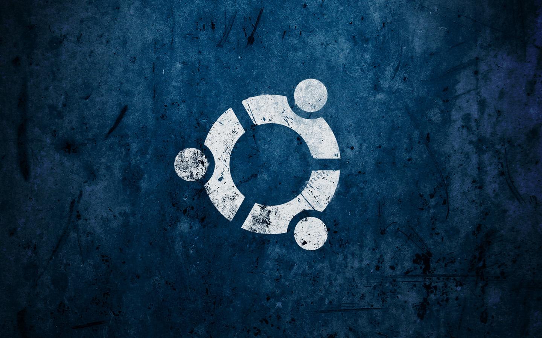 Ubuntu Blue Background HD 5341 Wallpaper Cool Walldiskpapercom 1440x900