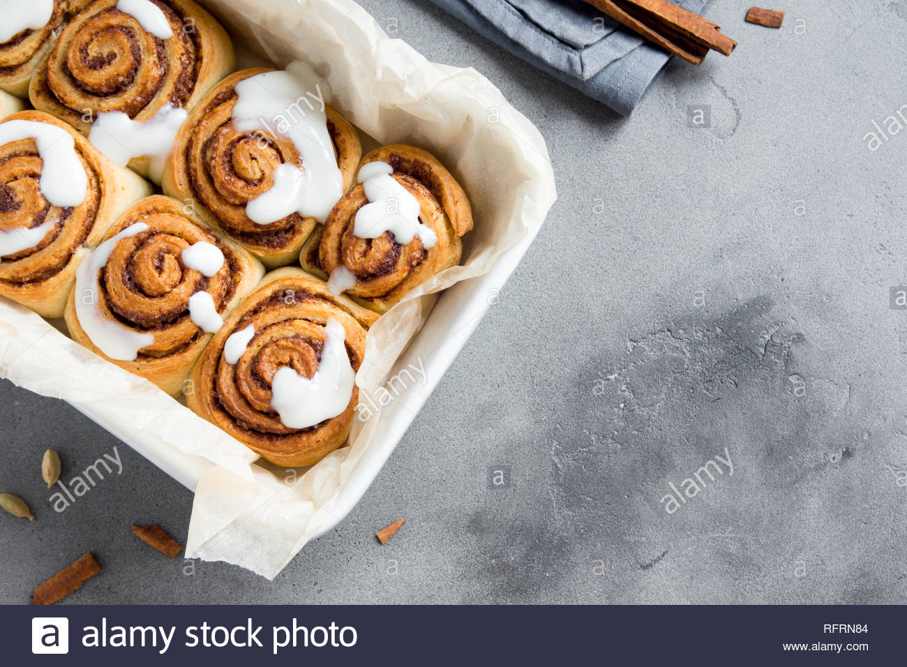 Cinnamon rolls or cinnabon homemade recipe of sweet traditional 1300x956