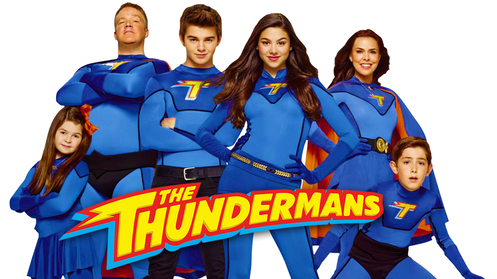 The Thundermans TV fanart fanarttv 1000x562