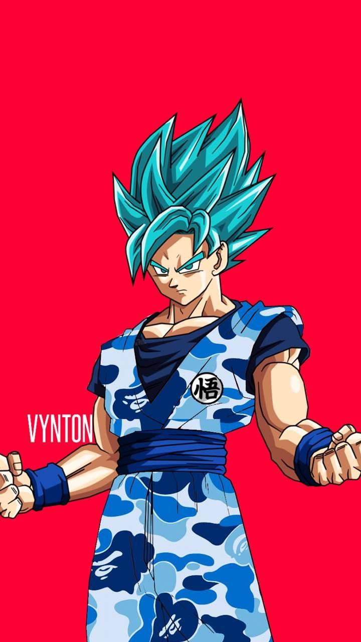 Supreme Goku Wallpapers   Top Supreme Goku Backgrounds 720x1280
