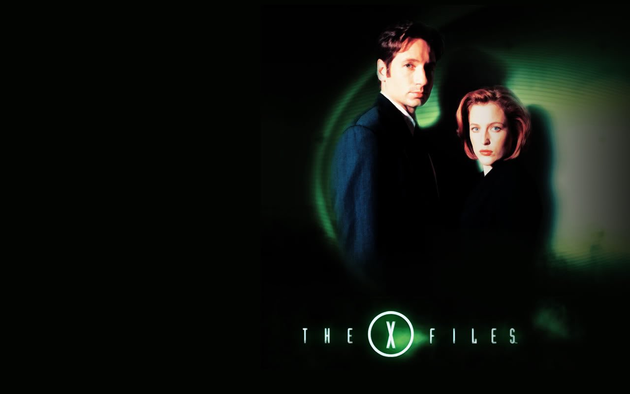 The X Files Wallpaper Mulder and Scully TV Fanart Wallpapers 1280x800
