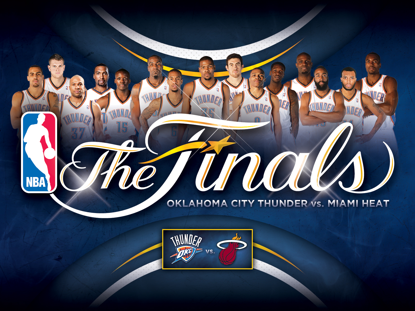 NBA Finals Downloads THE OFFICIAL SITE OF OKLAHOMA CITY THUNDER 1600x1200