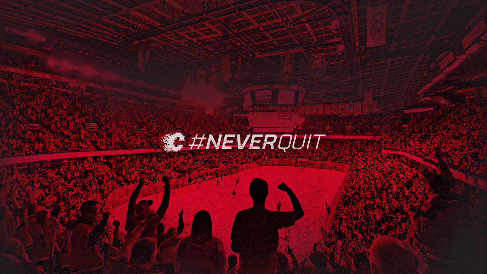 Calgary Flames Background HD 1920x1080