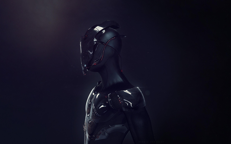 Cyborg Wallpaper 15   2880 X 1800 stmednet 2880x1800